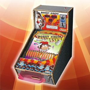 MONKEY CIRCUS ( MINI PINBALL)