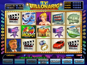 TV MILLONARIO PLUS (XVGA)